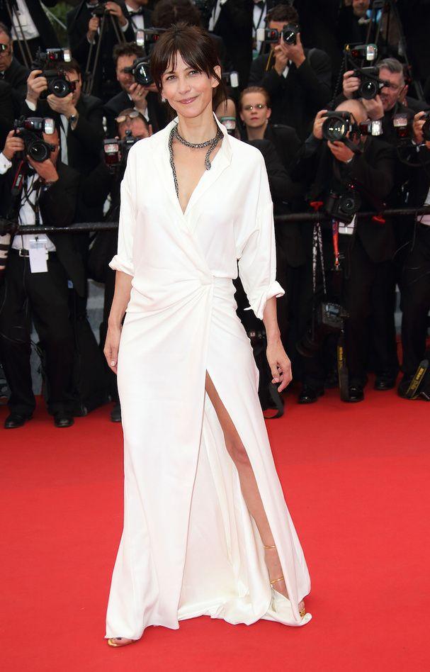 Plus Belles 2015 Robes Du RougeLa Classe Tapis Cannes J2Les hQCsrtd