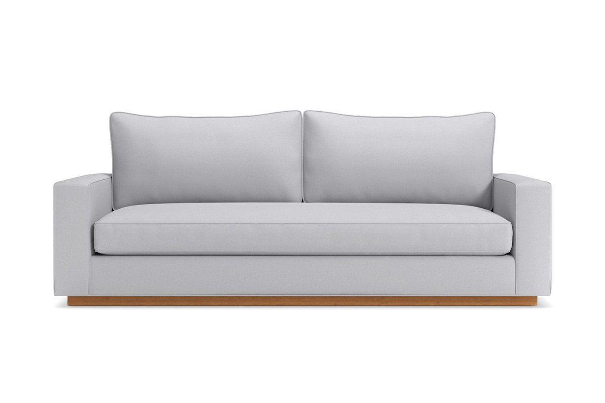 Harper Queen Size Sleeper Sofa Leg Finish Pecan Sleeper
