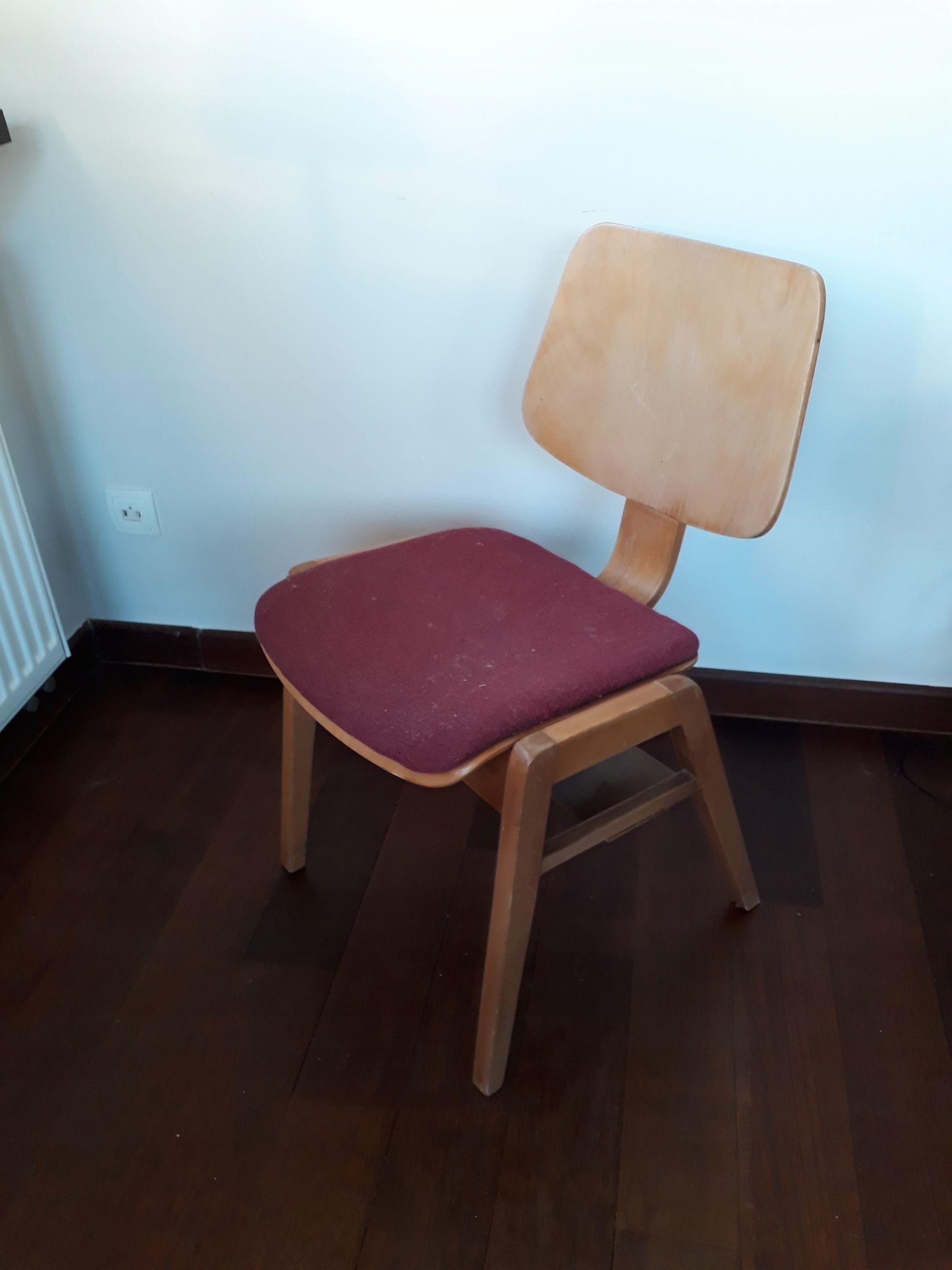 Krzeslo Retro Prl 8265005489 Oficjalne Archiwum Allegro Dining Chairs Chair Decor
