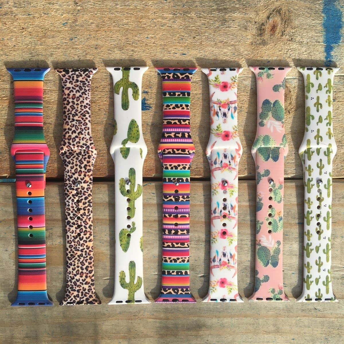 Patterned Apple Watch Bands 31 Styles Apple Watch Bands Apple