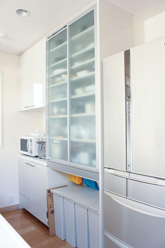 出すと邪魔 隠すと不便 どうする キッチンのゴミ箱問題 キッチン