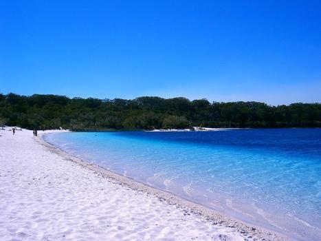 Fraser Island beach - Australia