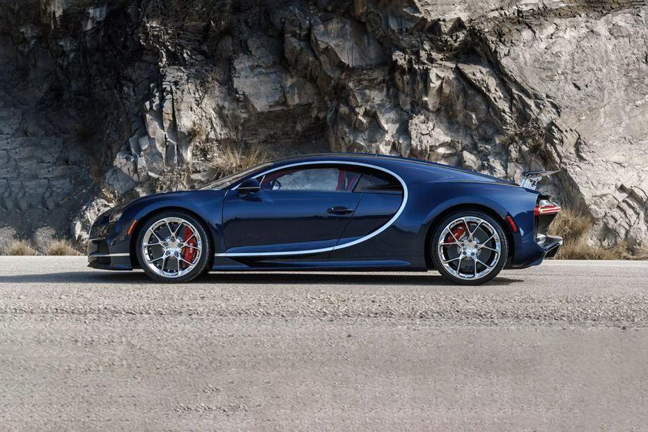 Bugatti Chiron Side View Left Image Bugatti Chiron Cool