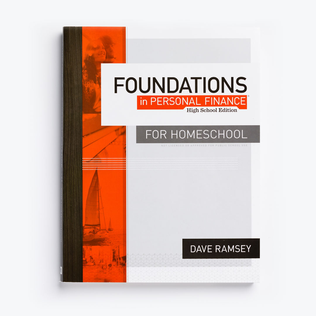 Foundations In Personal Finance High School Edition For