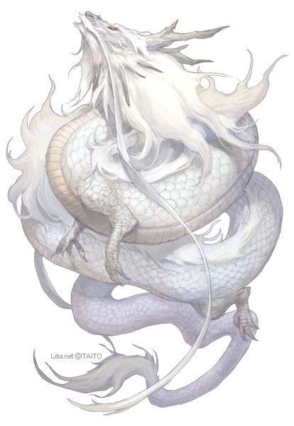 Enchantment   Китайский дракон, Японские татуировки ...