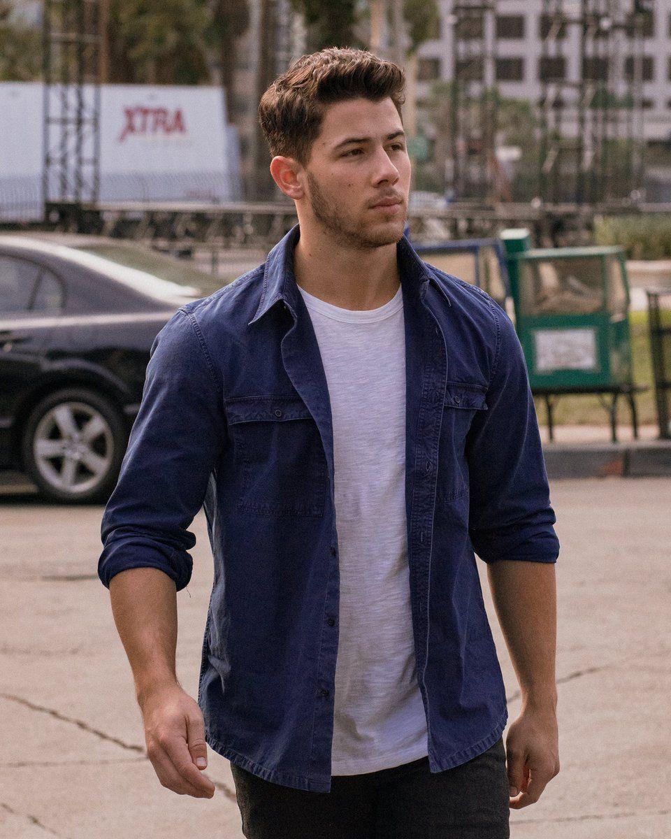 Nick Jonas on