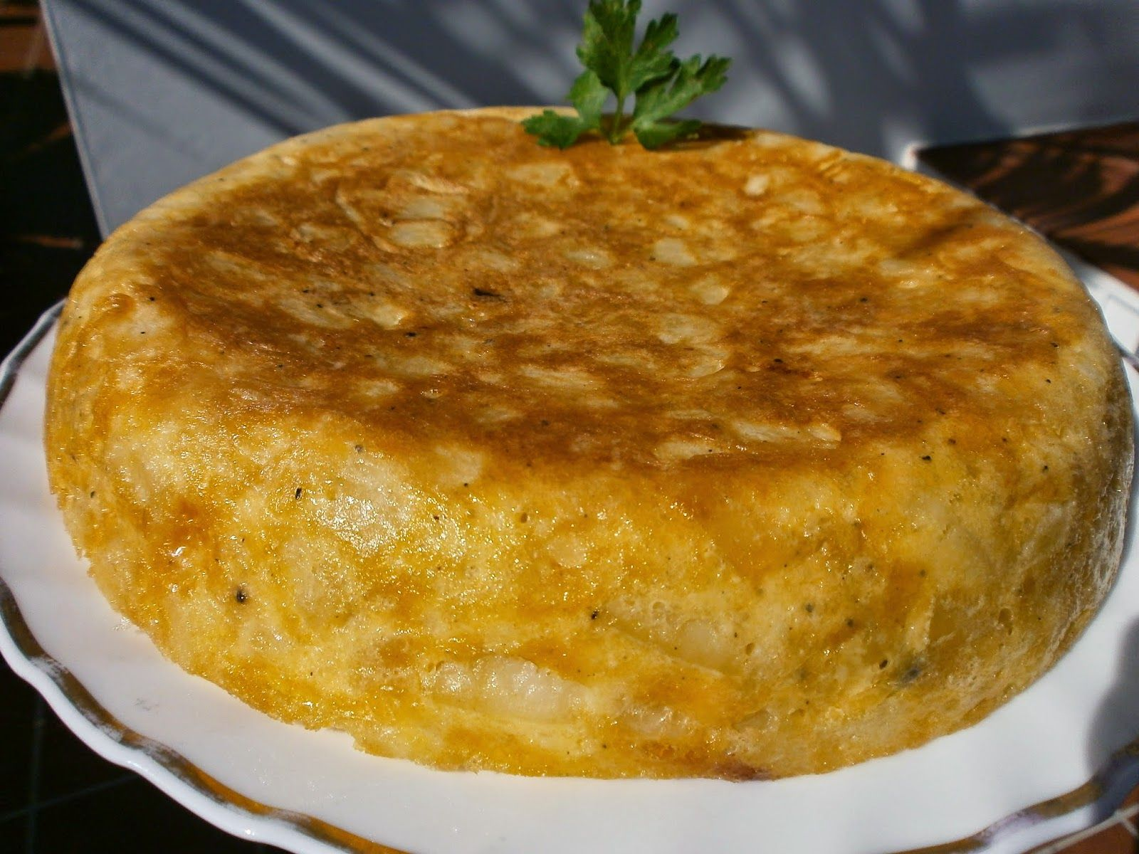 Luzmary Y Sus Recetas Caseras Tortilla De Papas Rellena De Queso  ~ Tortilla De Patatas Baja En Calorias