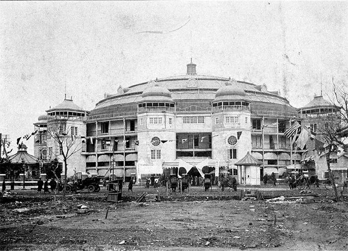 2018 年の「1909年6月2日、相撲...