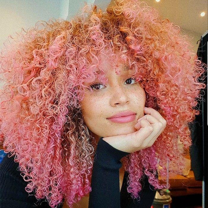 achieve pastel hair color
