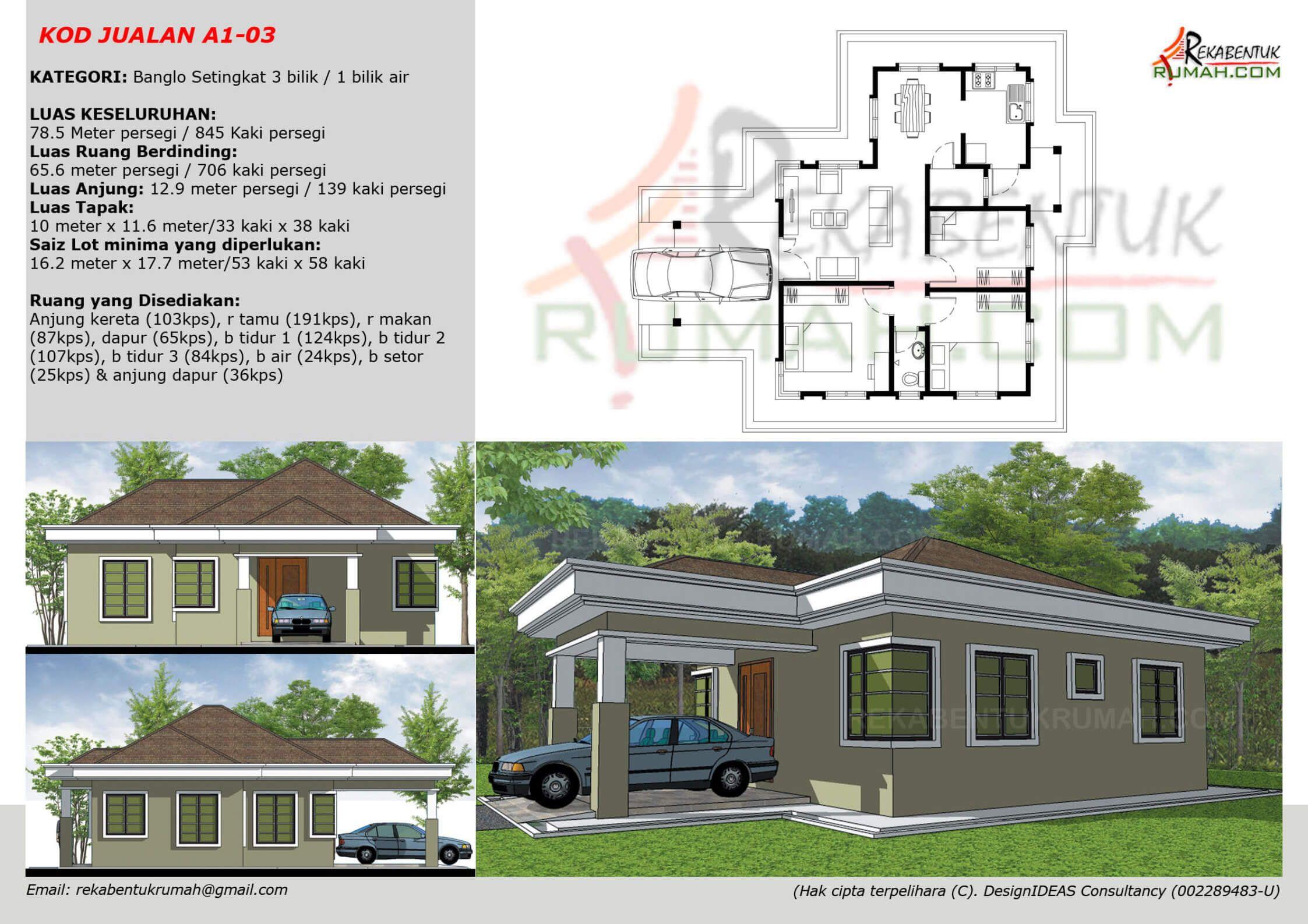 Buat Rumah Atas Tanah Sendiri Sabah Desain Dekorasi Rumah