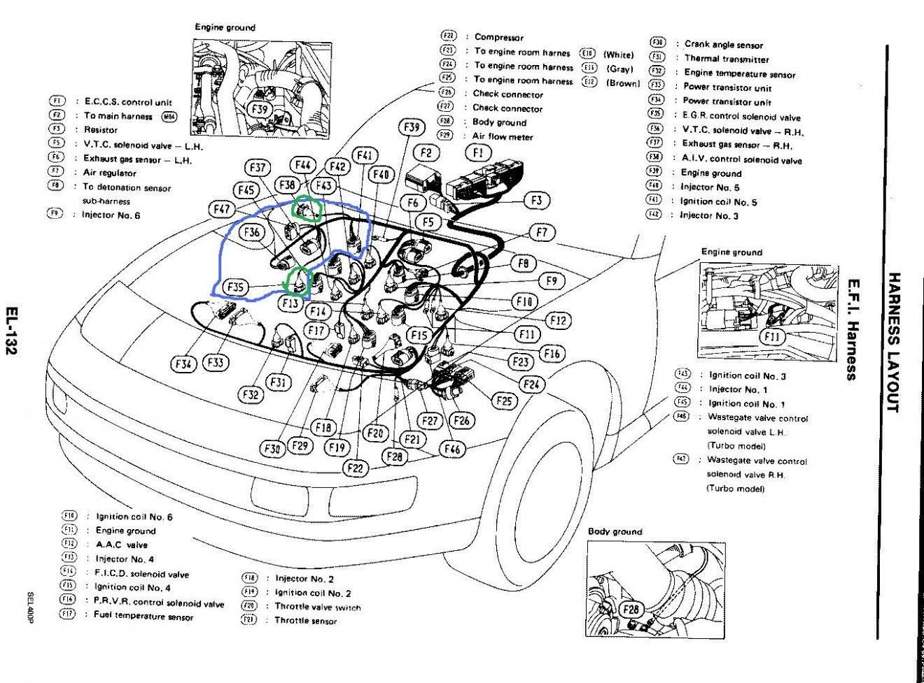 1990 Nissan 300zx Wiring Harness - Schematic wiring diagramcamelotunchained.it
