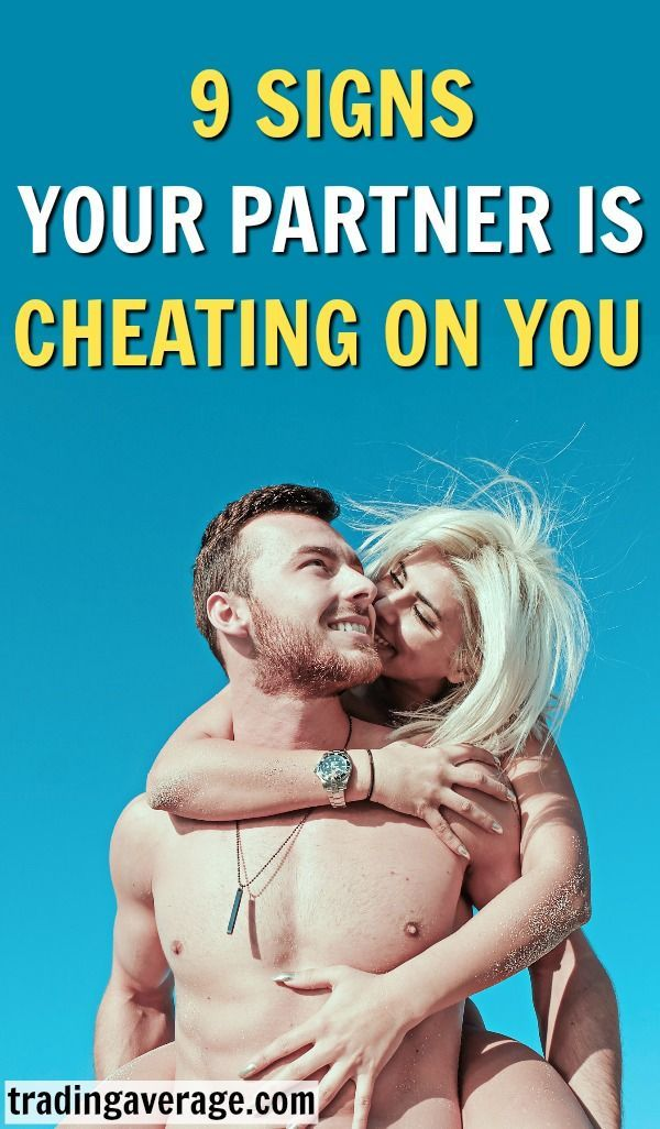 How to know if youre dating a cheater