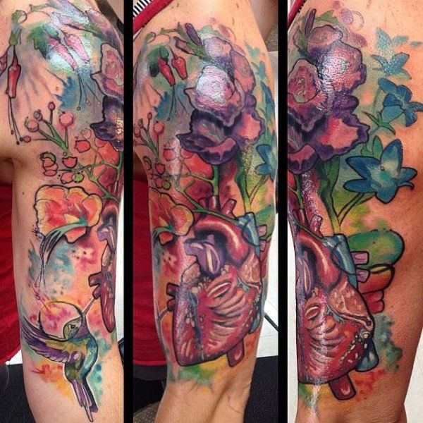 cf9e897c8 Studio Evolve Tattoo abby hume custom tattoo artist in virginia beach