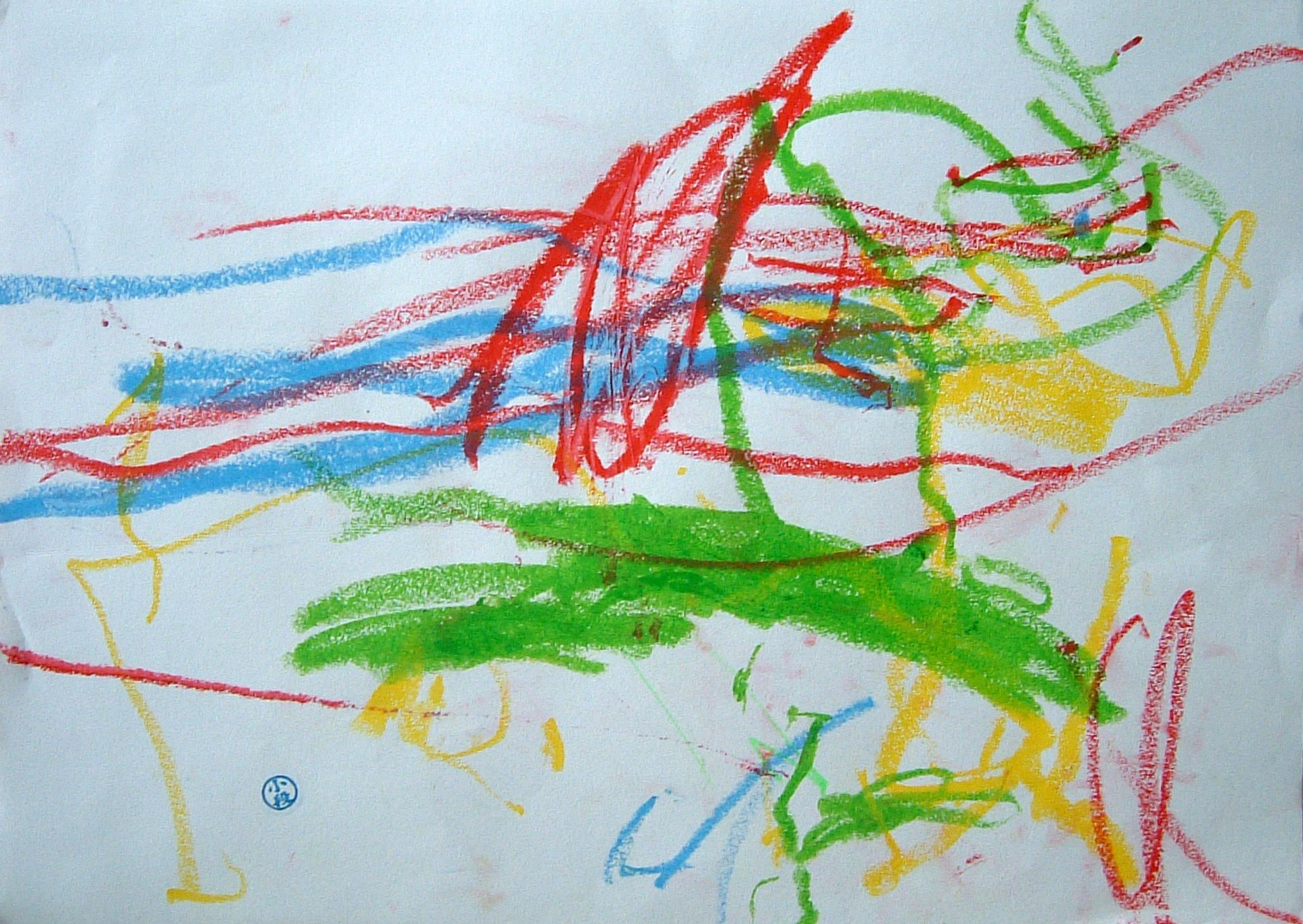 Scribble Drawing For Kids : Children s drawings what can we infer from them kids menu