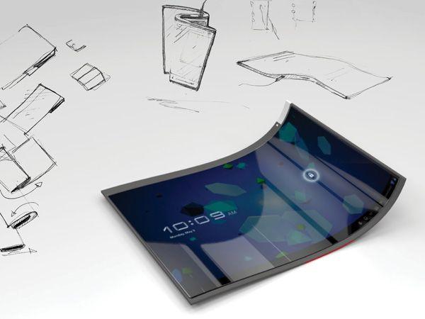 L Avenir De L Electronique Portable Icreatived Mobile Technology Futuristic Technology Mobile Computing