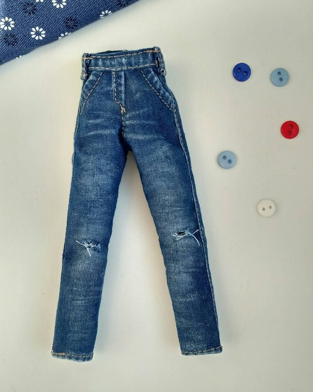 7e6d6bf62 Джинсы. 850р+почта  одеждадляблайз  одеждадлякукол  одежда   одеждадлякуколсвоимируками  blythe