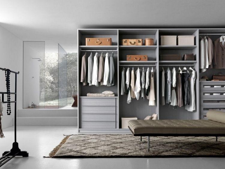 Begehbarer Kleiderschrank – Der Inbegriff von Luxus | Store interior ...
