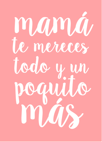 Ideas Originales Dia De La Madre Mi Mujer Maravilla