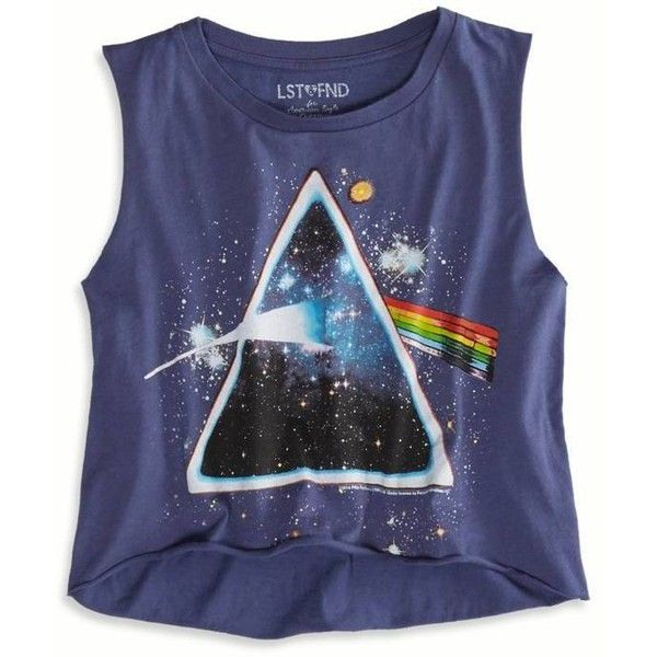 758e20e2 American Eagle Outfitters LST & FND Pink Floyd Muscle Tank ($20) found on  Polyvore