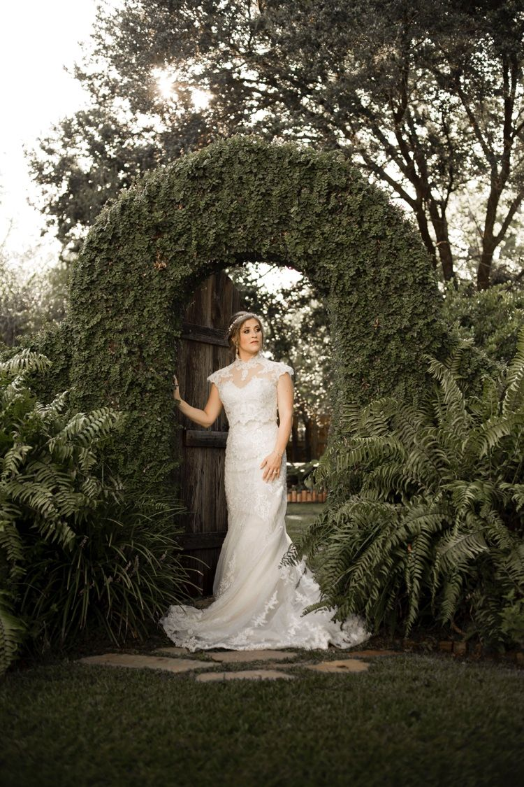 Bridal Location The Secret Garden Sulphur, LA