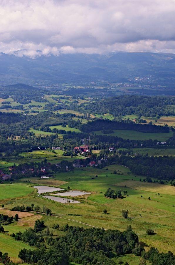 Sudete villages