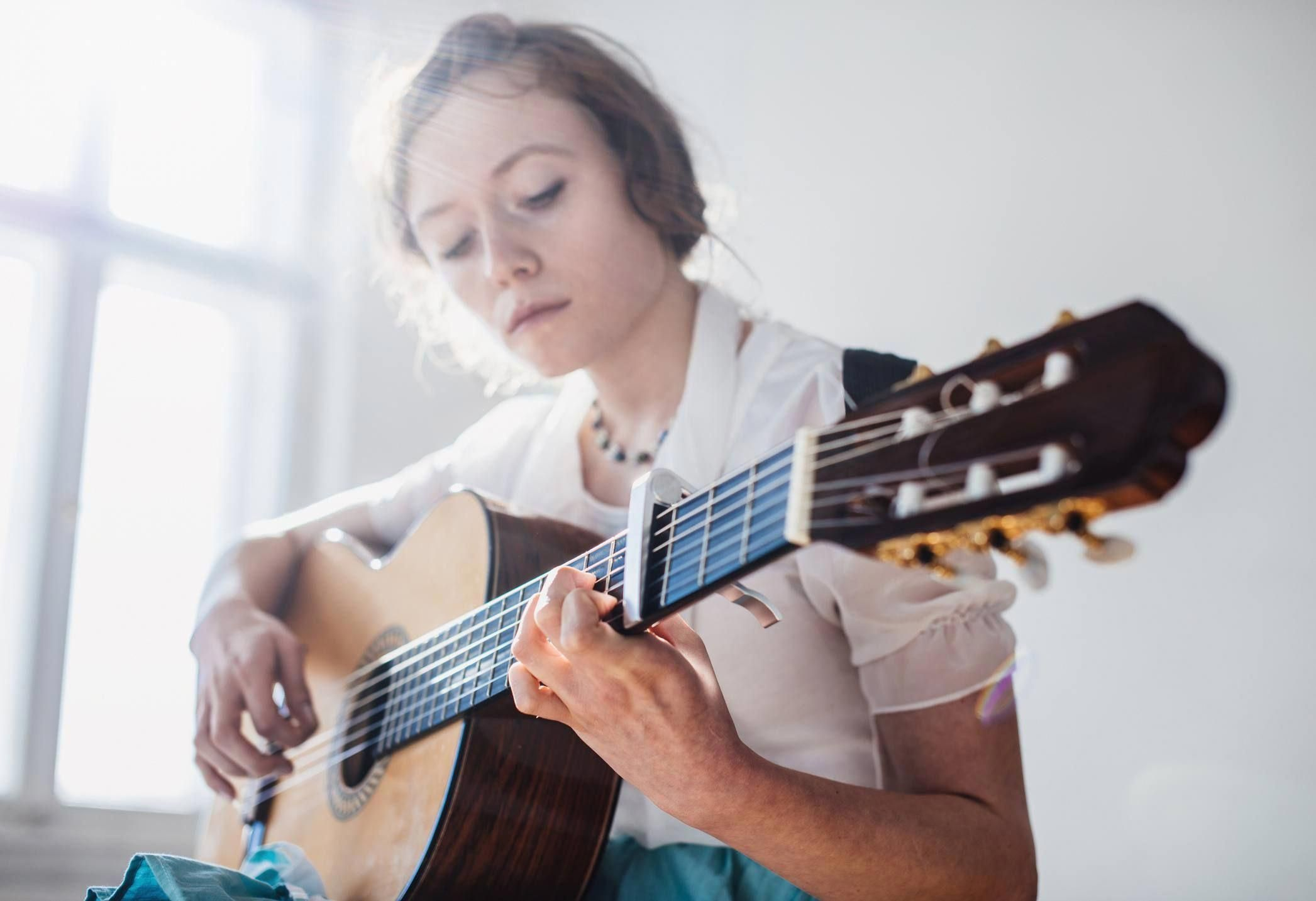Introduction to Learning Guitar for Beginners