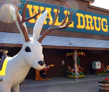 kitschiest roadside attractions in america roadside on wall drug south dakota id=95663