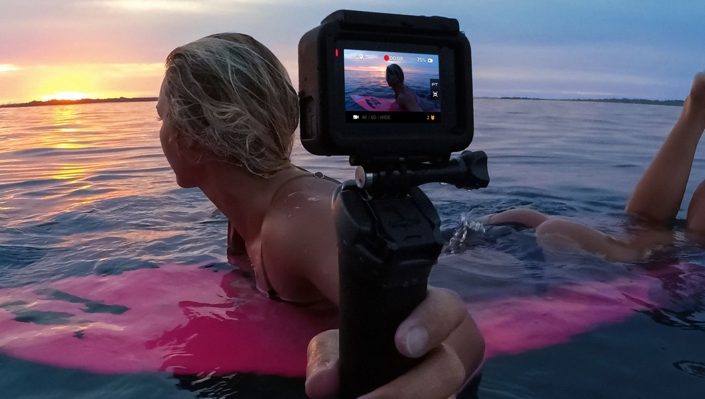 GoPro Black brings at 60 fps better low-light chops faster Wi-Fi & GoPro - HERO6 Black 4K Ultra HD Camera | Art u0026 Photography ... azcodes.com