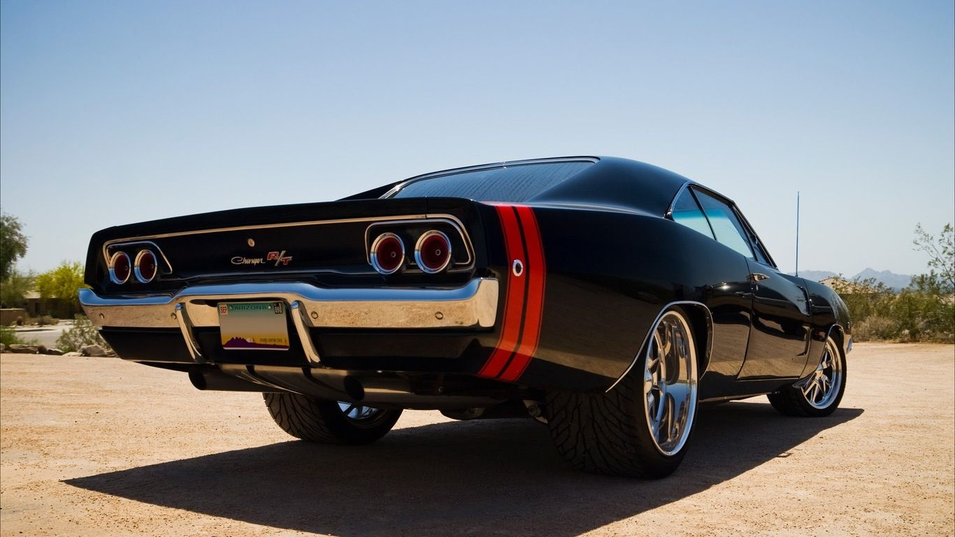 Top Ten Fastest Muscle Cars | Best Muscle Cars – Bad Ass American ...