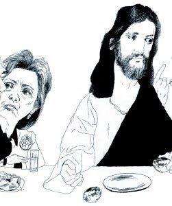 Hillary's Prayer: Hillary Clinton's Religion and Politics – Mother Jones