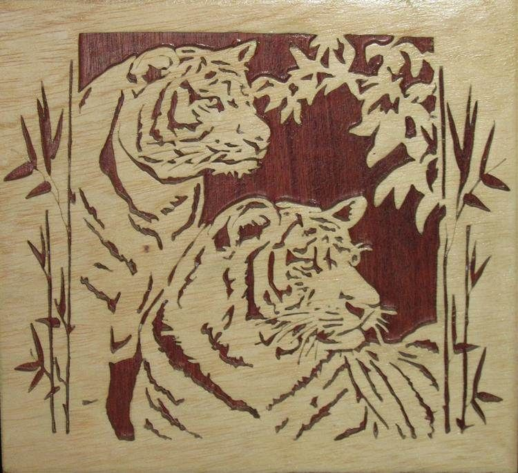 tigers scroll saw patterns pinterest scherenschnitte sperrholz und holzarbeiten. Black Bedroom Furniture Sets. Home Design Ideas