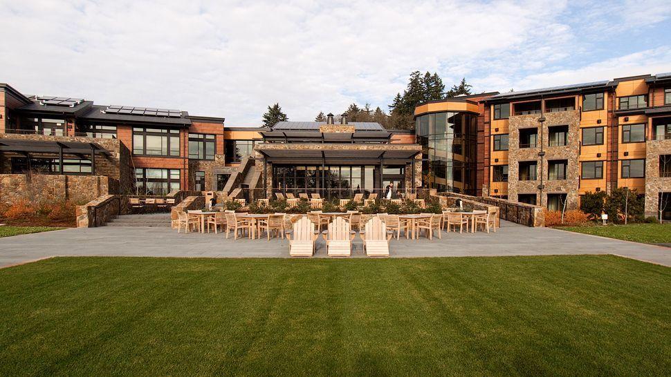 Allison Inn Spa Oregon United States