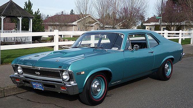 1968 Chevrolet COPO Nova SS427, L88 427 4bbl/TH400 Auto/4 ...