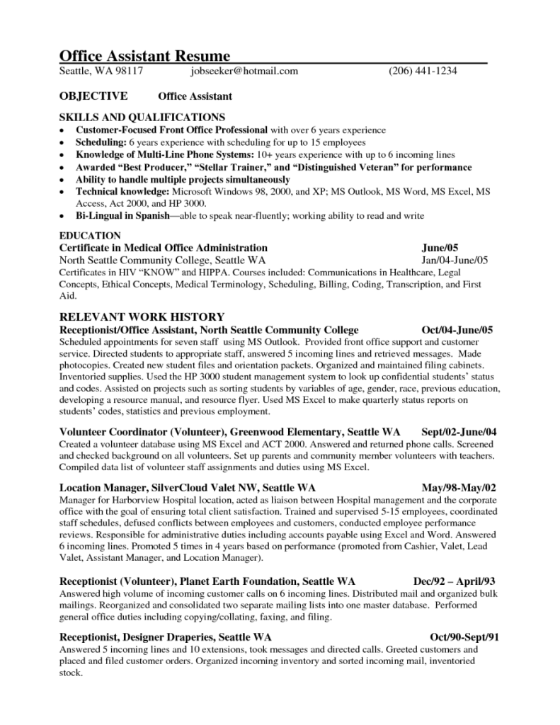 Legal Secretary Resume Legal Assistant Resume Examples Best Secretary Cover Letter