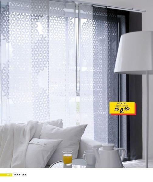 Salon: Curtain Panels