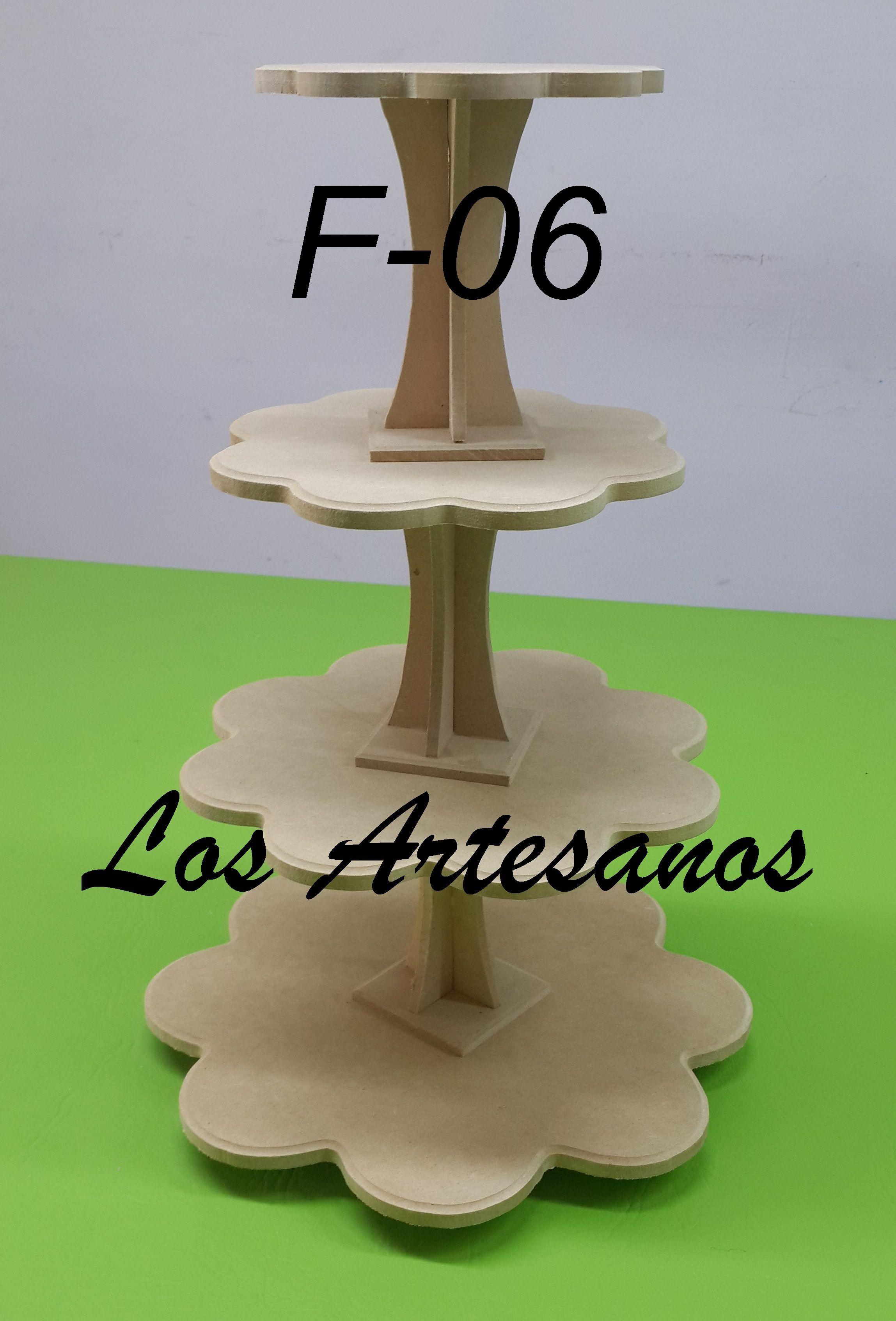 porta cup cake de 4
