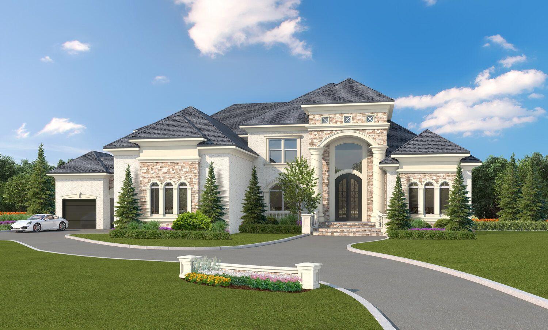 Custom Home For Client 12 Custom Home Design House Plans Boye Home Plans Architect Mansions House