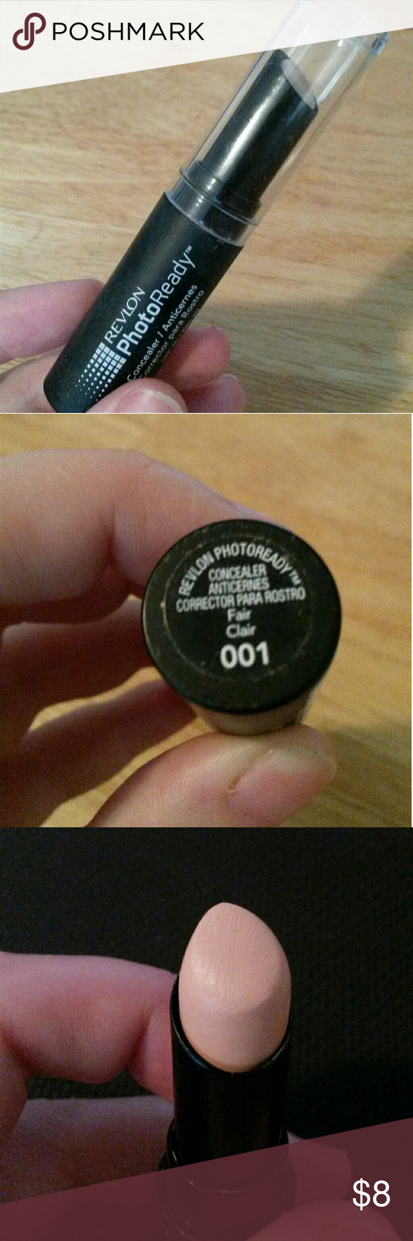Photo of Revlon PhotoReady Concealer Brand new lipstick style concealer. Shadow 0 …