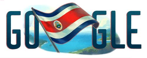 Google Doodles Google Doodles Costa Rica