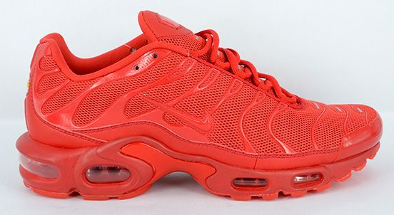 Look at That, Another All Red Nike Sneaker | Sole Collector