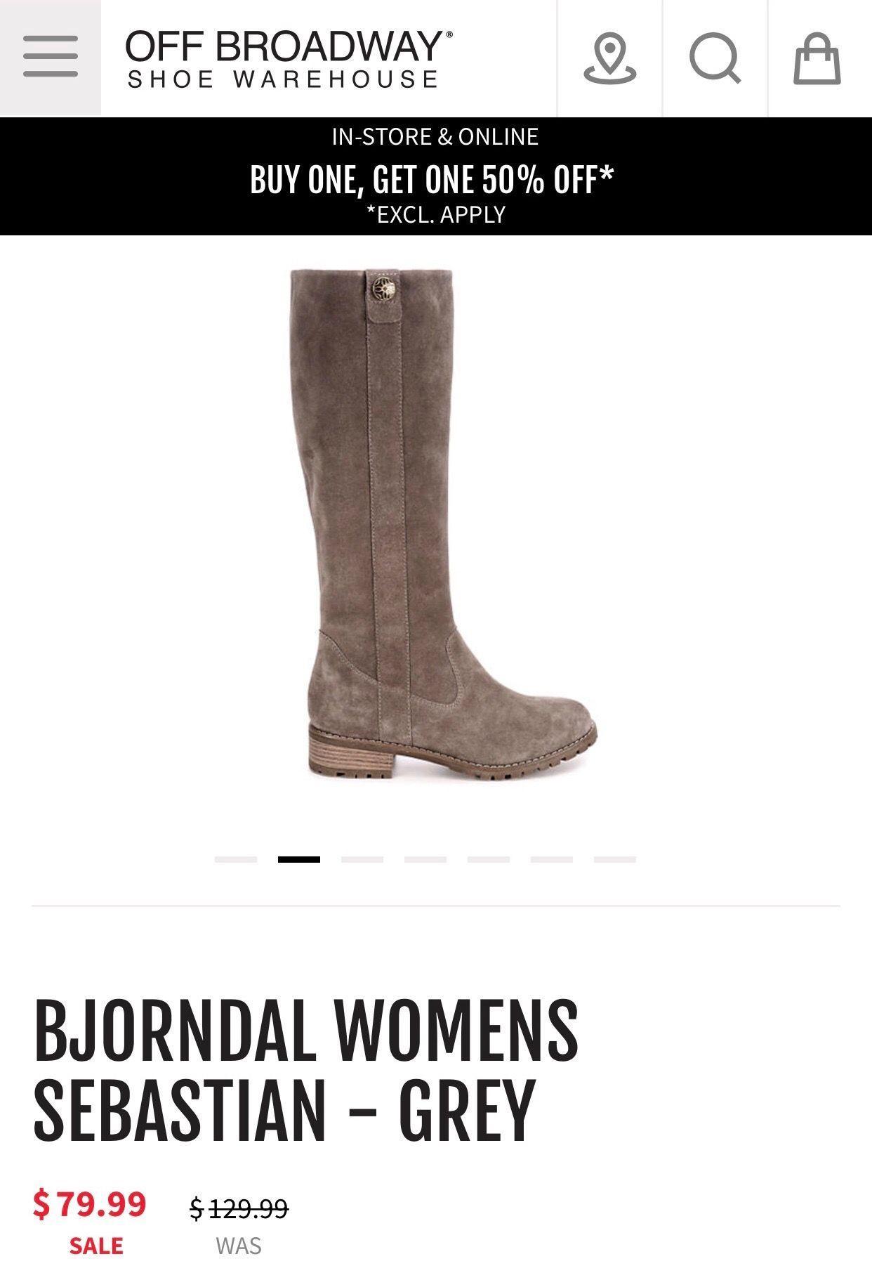 Boots   Broadway shoes, Shoe warehouse
