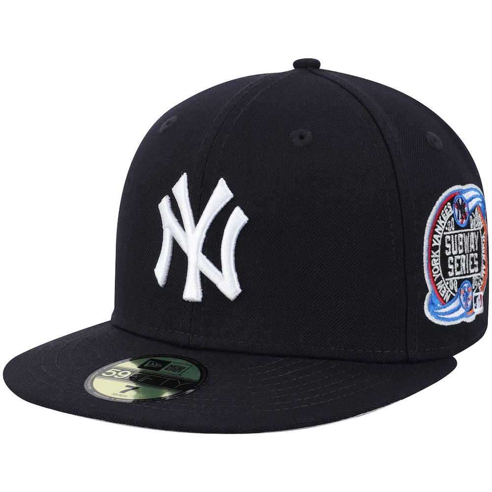 New York Yankees Mlb Fitted Hat From New Era Heather League Collection Features Woven Acrylic And Wool In All Dark Na Fitted Hats Yankees News New York Yankees
