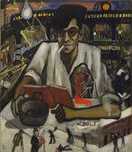 Alice Neel. Kenneth Fearing. 1935