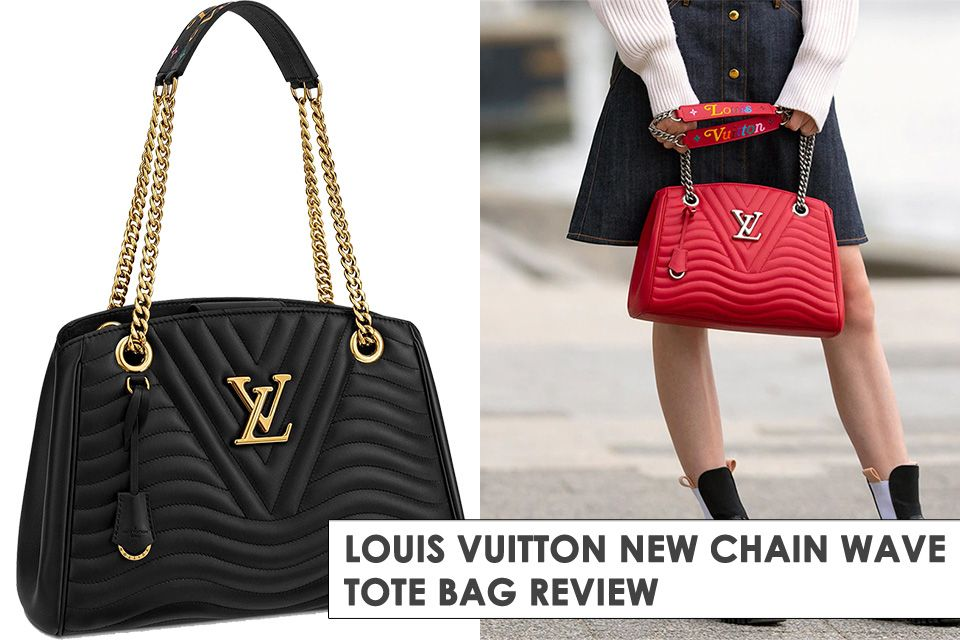 After the New Chain Wave Shoulder Bag 4f5b90ed41179