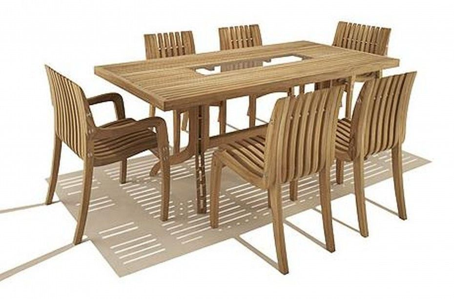 Room Unpolished Teak Wood Chairs For Dining
