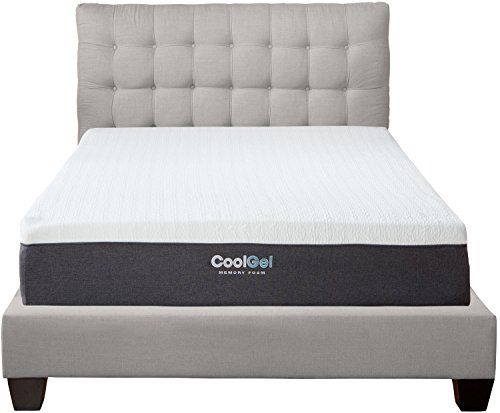 Special Offers Classic Brands Cool Gel 12 Inch Gel Memory Foam