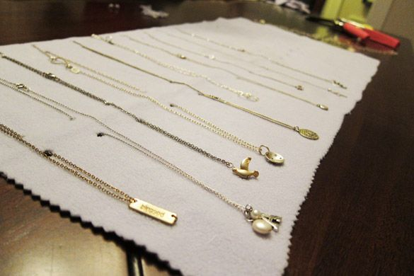 Diy Quick Fix Travel Necklace Holder Case Jewelry Organizer