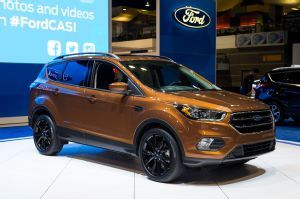 2017 Ford Escape Adds New Sport Appearance Package All Show No Go Ford Escape 2017 Ford Escape 2019 Ford