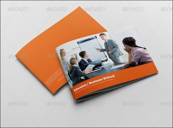 Free Psd Education Brochure Template Designs  Brochures