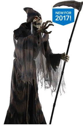Lunging Reaper Animated Figure Reapers Pinterest Scary